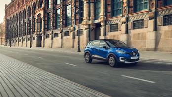 Фотография экстерьера автомобиля Renault Kaptur New